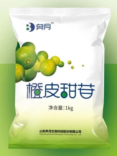 新橙皮苷二氢查耳酮甜度高,热量小